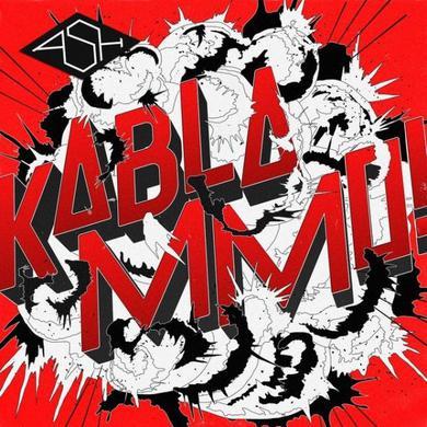Ash Kablammo!  Standard CD Album CD