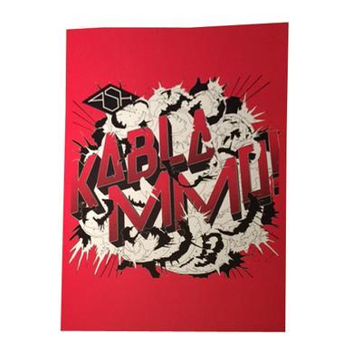 Ash Kablammo! Poster