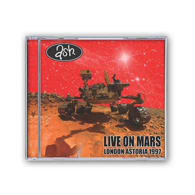 Ash Live On Mars, London Astoria 1997 - CD Album CD