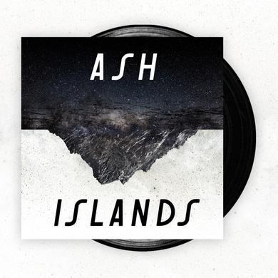 Ash Islands Black Vinyl LP (Signed) LP