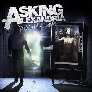 Asking Alexandria From Death to Destiny (Limited Edition) CD