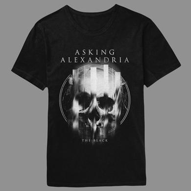 Asking Alexandria The Black Album Black T-Shirt