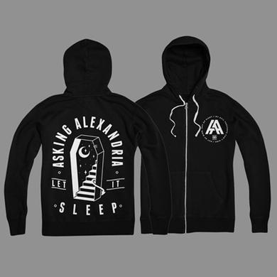 Asking Alexandria Let It Sleep Hoody