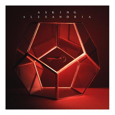 Asking Alexandria CD Album CD