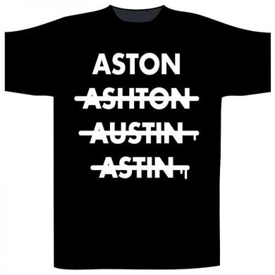 Aston Merrygold IAMY Unisex Official T-Shirt