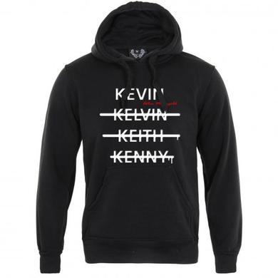 Aston Merrygold Custom Name Hoody