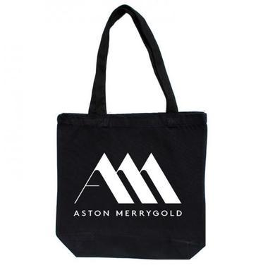 Aston Merrygold Logo Tote Bag