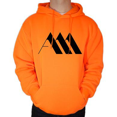 Aston Merrygold Tour Exclusive Orange Hoodie