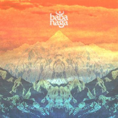 BABA NAGA Pina Krvy / Deific Yen 10-Inch Vinyl (Signed) 10 Inch