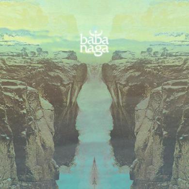 BABA NAGA Somos Lobos  / Odmience 10-Inch Vinyl (Signed) 10 Inch
