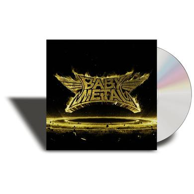 BABYMETAL Metal Resistance CD Album CD
