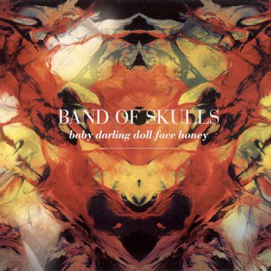 Band Of Skulls Baby Darling Doll Face Honey CD Album CD