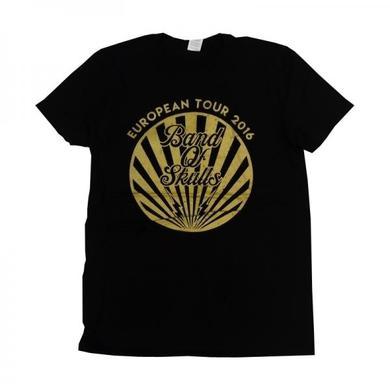 Band Of Skulls European Tour T-Shirt