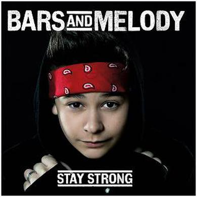 BARS & MELODY Stay Strong (CD1) (Signed) CD Single