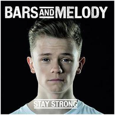 BARS & MELODY Stay Strong (CD2) (Signed) CD Single