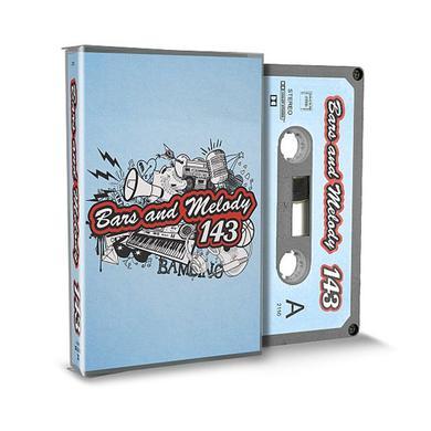BARS & MELODY 143 Album Cassette Cassette