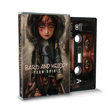 BARS & MELODY Teen Spirit EP (Cassette) Cassette (Vinyl)
