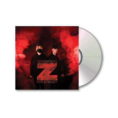 BARS & MELODY Generation Z Signed Standard CD