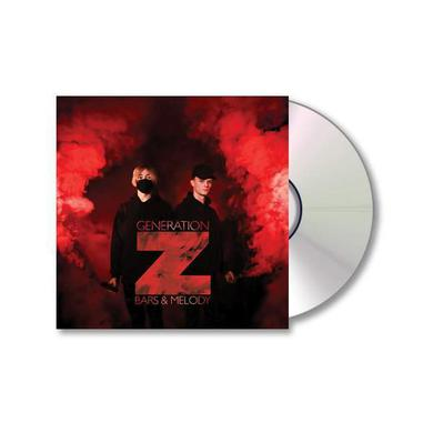 BARS & MELODY Generation Z CD Album CD
