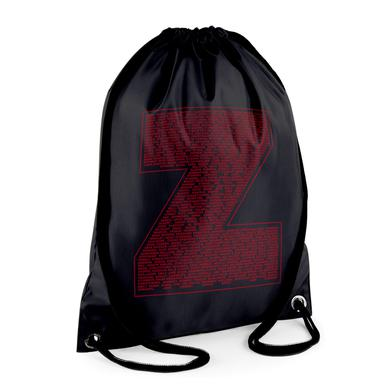 BARS & MELODY Personalised Gym Sack With Your Name On