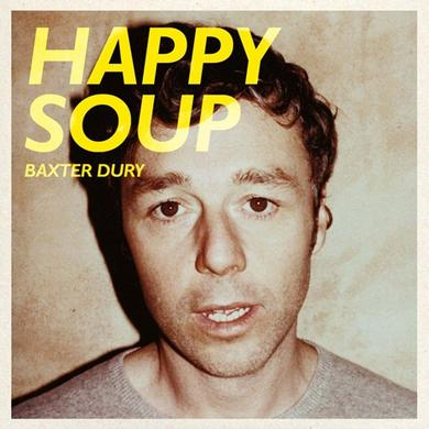 Baxter Dury Happy Soup CD Album CD