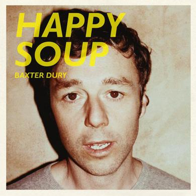 Baxter Dury Happy Soup Vinyl LP