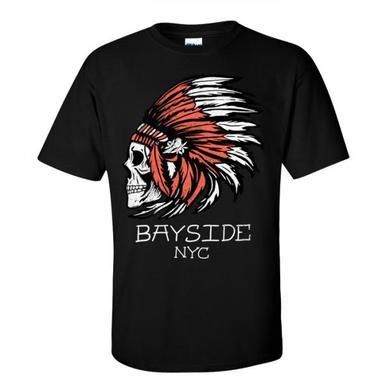 Bayside Indian Skull T-Shirt