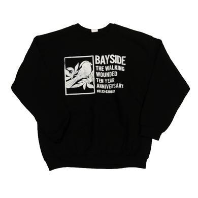 Bayside Walking Wounded Tour Sweatshirt
