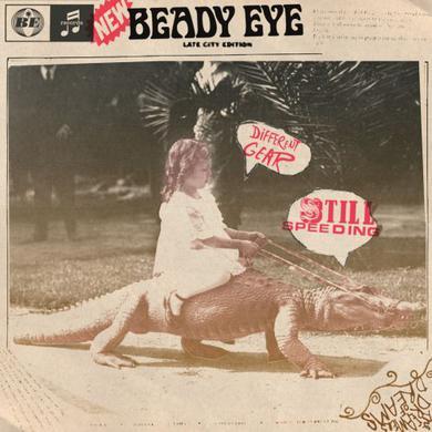 Beady Eye Different Gear, Still Speeding (Vinyl) Double Heavyweight LP