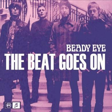 Beady Eye The Beat Goes On 7 Inch