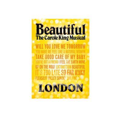 Beautiful In London London Magnet