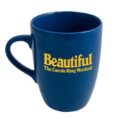Beautiful In London Blue Mug