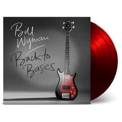 Bill Wyman Back To Basics (Limited Edition Red Vinyl) Heavyweight LP