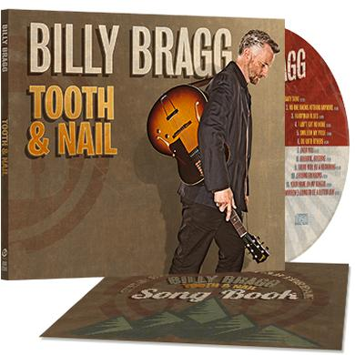 Billy Bragg Tooth & Nail CD