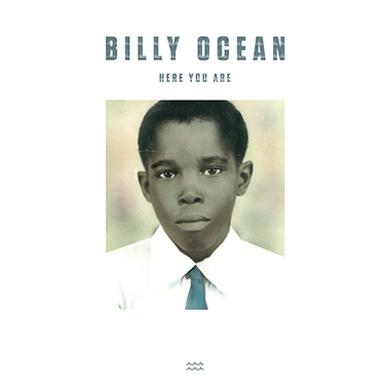 Billy Ocean Here You Are CD