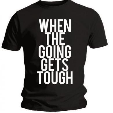 Billy Ocean When The Going Gets Tough T-Shirt