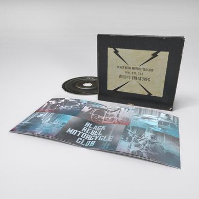 Black Rebel Motorcycle Club Wrong Creatures CD Album CD
