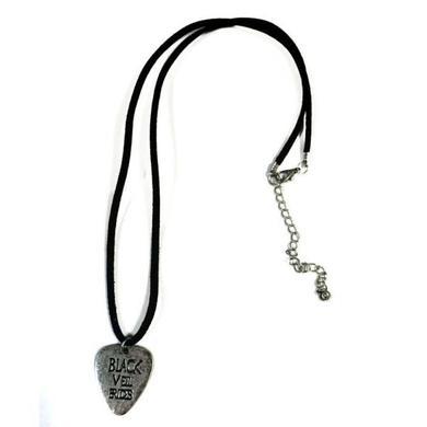 Black Veil Brides Silver Coloured Heart Necklace