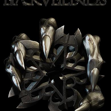 Black Veil Brides Claw VIP Poster