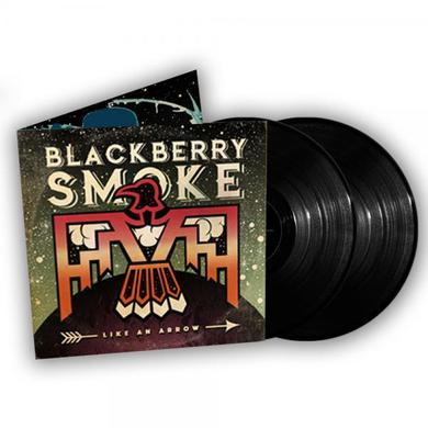 Blackberry Smoke Like An Arrow Double LP + Signed Insert Double LP (Vinyl)