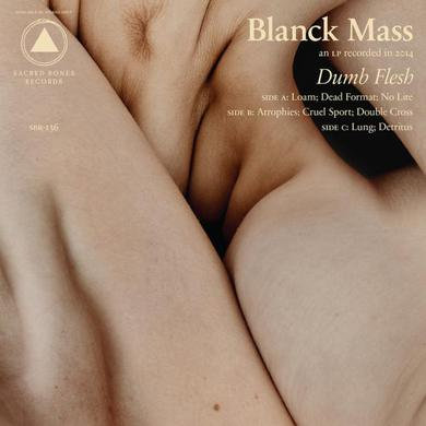 Blanck Mass Dumb Flesh Double LP Double LP (Vinyl)