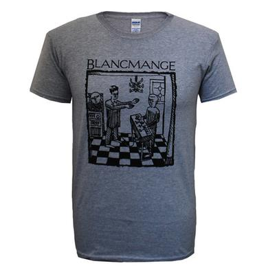 Blancmange Mens 2011 Tour T-Shirt
