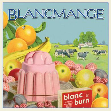 Blancmange Blanc Burn CD Album CD