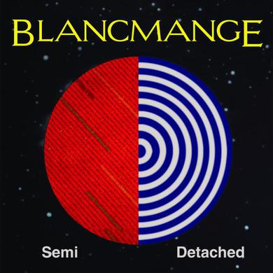 Blancmange Semi Detached 12-Inch Vinyl Album LP