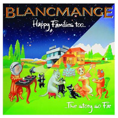 Blancmange Happy Families Too LP LP (Vinyl)