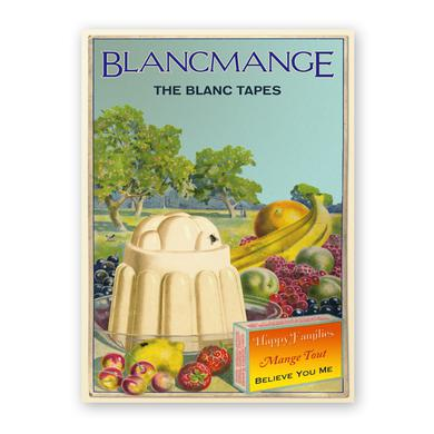Blancmange The Blanc Tapes 9CD Boxset Boxset