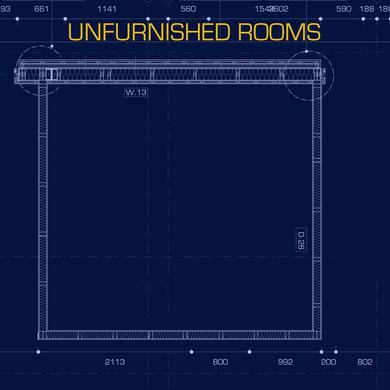 Blancmange Unfurnished Rooms Vinyl LP LP