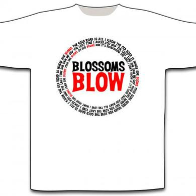 Blossoms - Blow White T-shirt