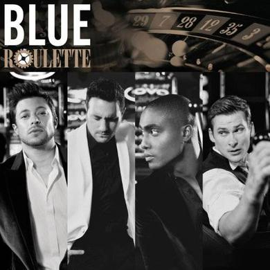 Blue Roulette (Signed Exclusive) CD