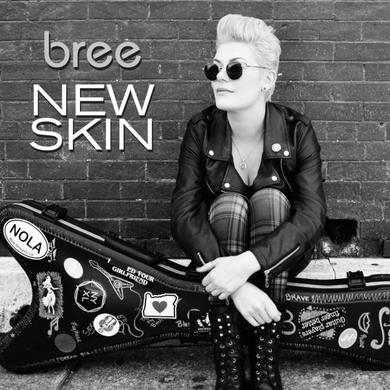 Bree New Skin CD Album CD
